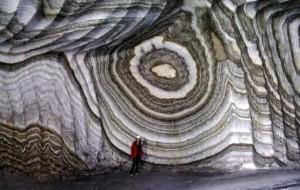 Salt mine in sicily
